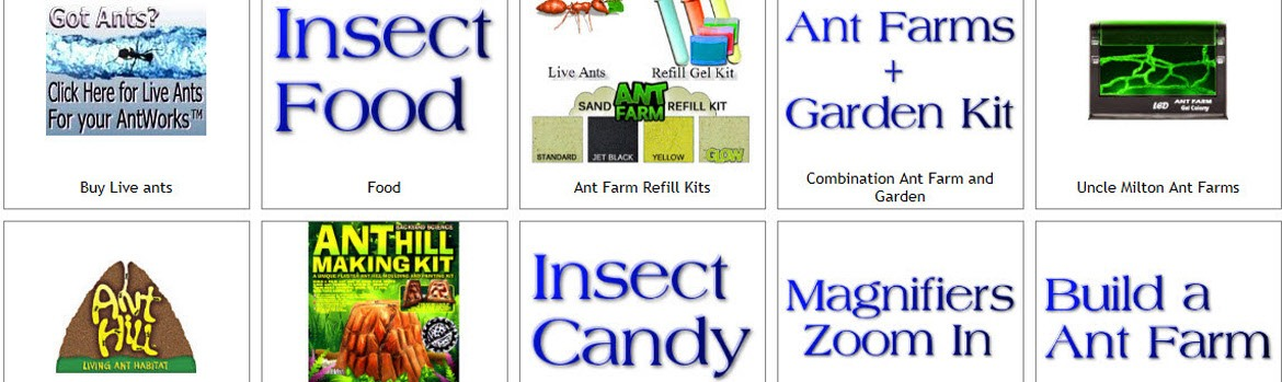 Ant Farm® Kits