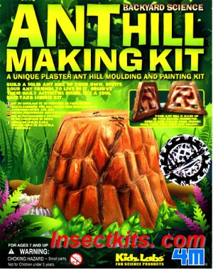 Make Your Own Anthill